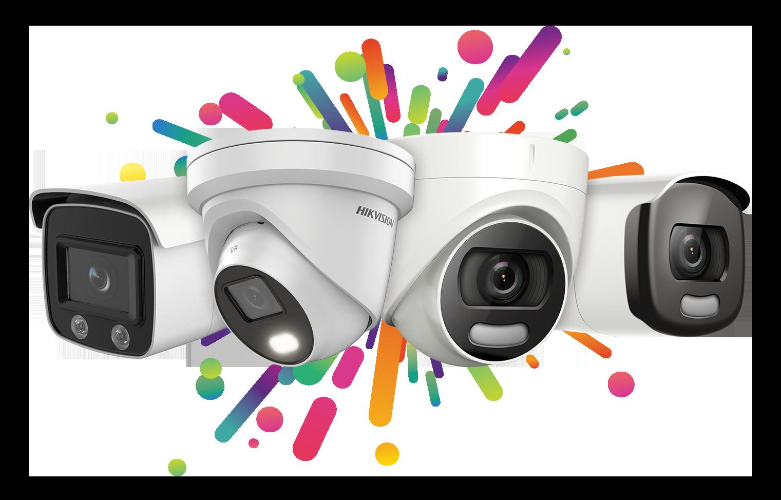 ColourVU Hik Vision CCTV Installers | Allcomms Telecom